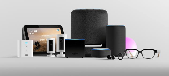 Amazon Nouveaux appareils