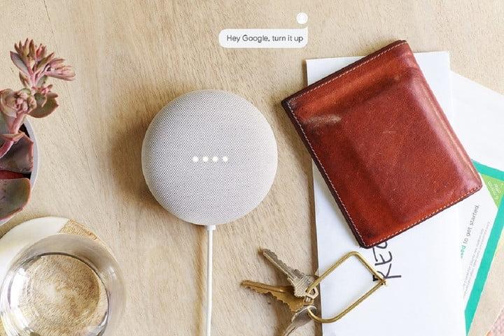 Offres du vendredi noir pour le Nest Mini de Google