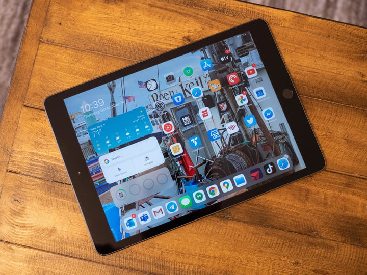 iPad (2020) 8e génération
