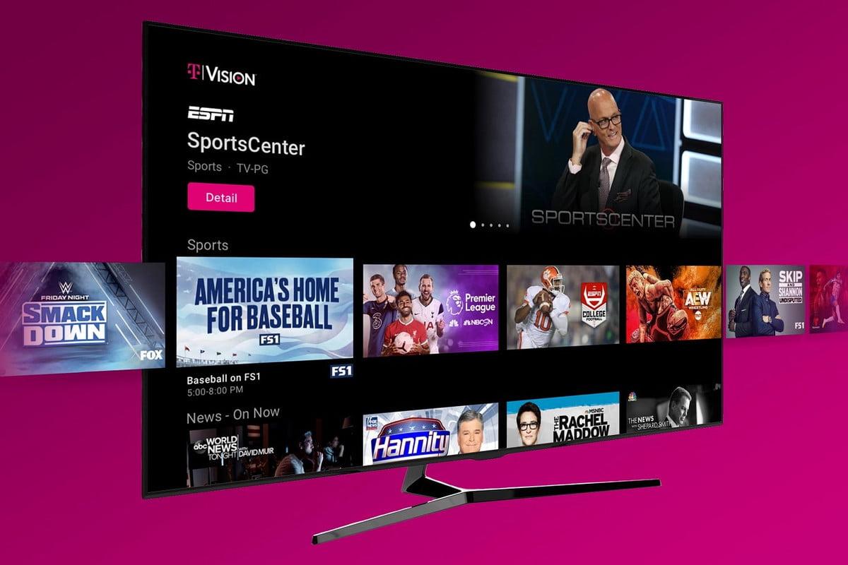 T-Mobile TVision